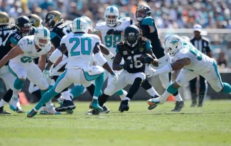 Miami Dolphins vs. Jacksonville Jaguars