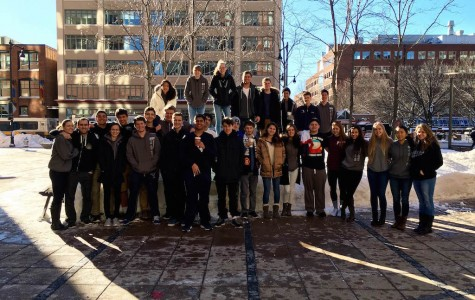 Science Olympiad goes to MIT