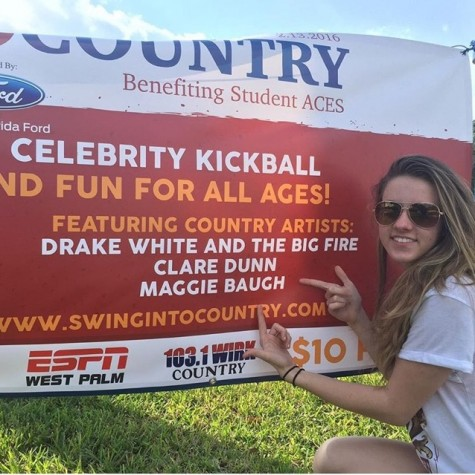FAU swings into country for a good Cause