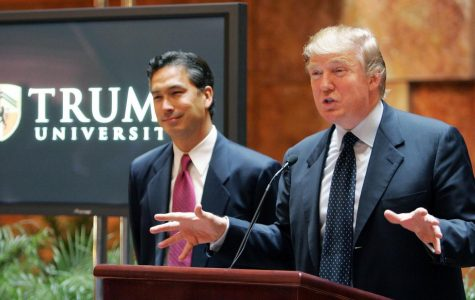 Trump University impacts Donald Trump's success in the polls