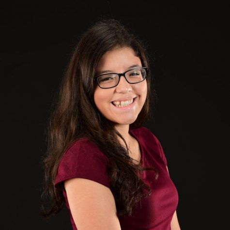 Valeria Munoz, Editor in Chief