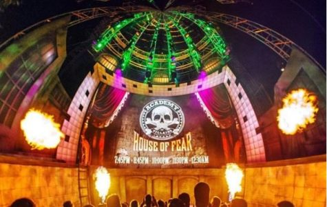 Academy of Villains House of Fear show leaves fans in awe