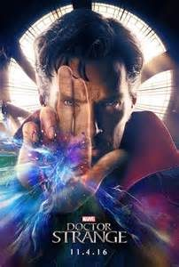 Marvel's Doctor Strange hits the big screen