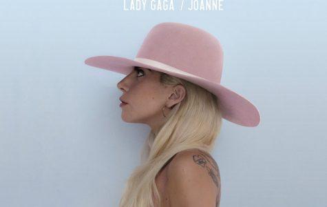 Gaga's new work of art: Joanne