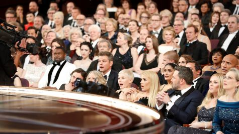 La La Land loses to Moonlight during the 2017 Oscars