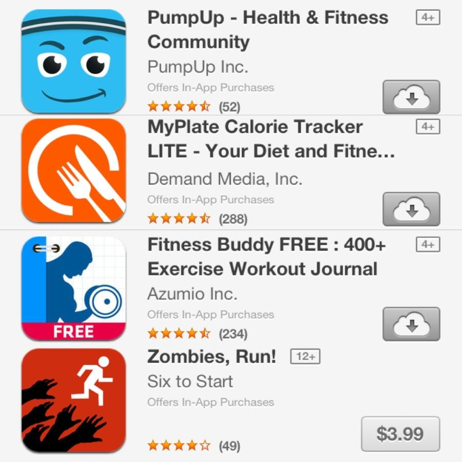 Fitness apps: which one is right for you?