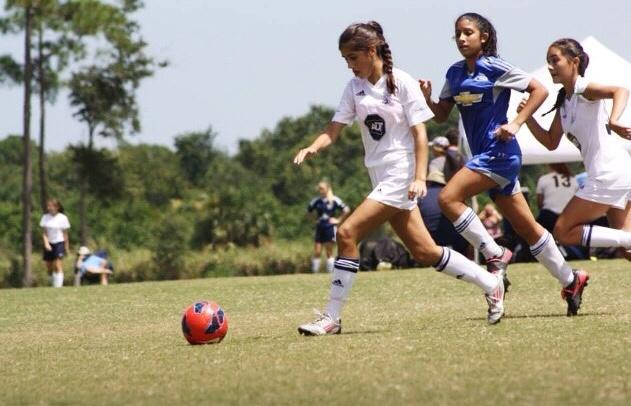 Athlete of the Week: Samantha Martinez