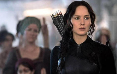 Fans are fired up for the new Hunger Games movie