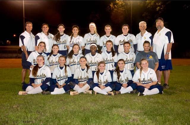 Last year's Boca High Varsity Softball team