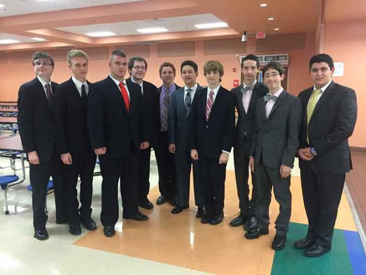 Debaters qualify for state championships [Dr. Pacilli]