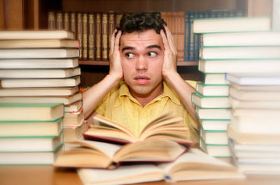 Cramming for a Test