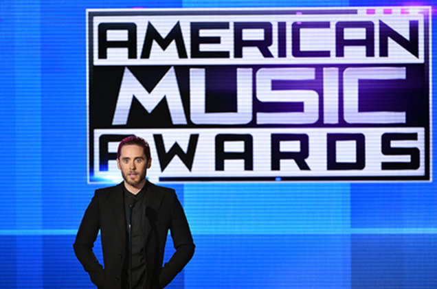 American Music Awards 2015: A Night In Music To Remember