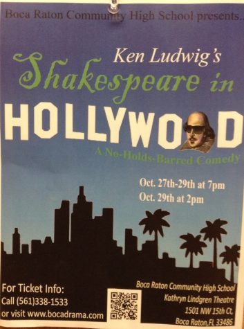 Behind the scenes of the fall play: Shakespeare in Hollywood