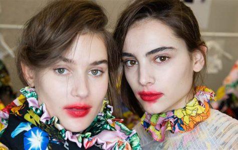 Lollipop lipstick, the newest trend?