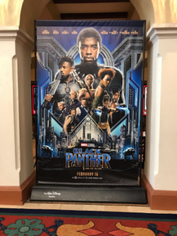 Black Panther Movie Review.