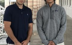 Junior class President and Vice President