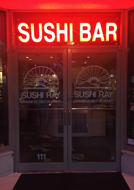 Sushi Ray Restaurant Review