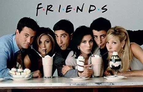 Twenty-Five Year Anniversary of Friends
