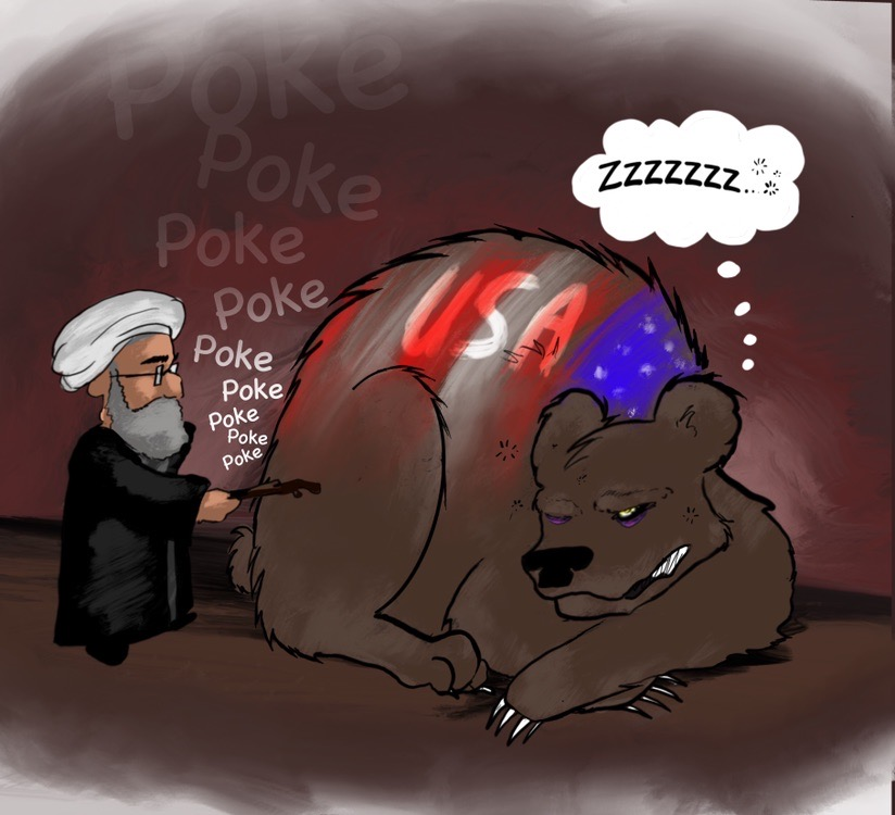 %22Rouhani+Poking+the+Great+American+Bear%22