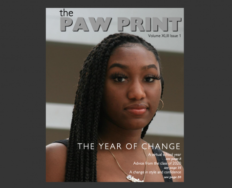 The Paw Print Vol. XLIII Issue 1