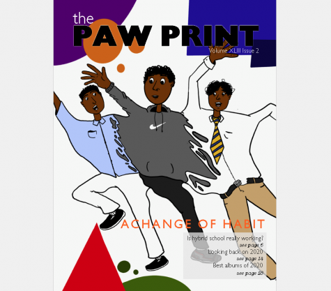 The Paw Print Vol. XLIII Issue 2