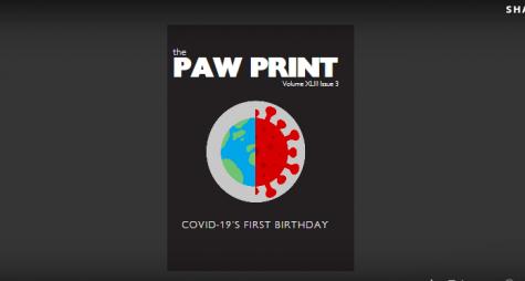 The Paw Print Vol. XLIII Issue 3