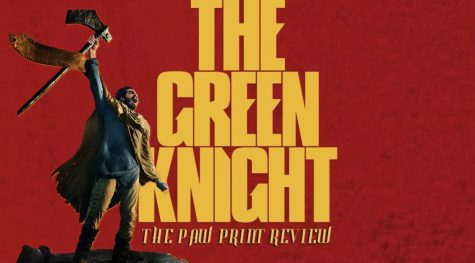 Movie Review, The Green Knight